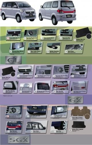GENUINE PARTS FOR SUZUKI APV   Welcome to Auto Parts